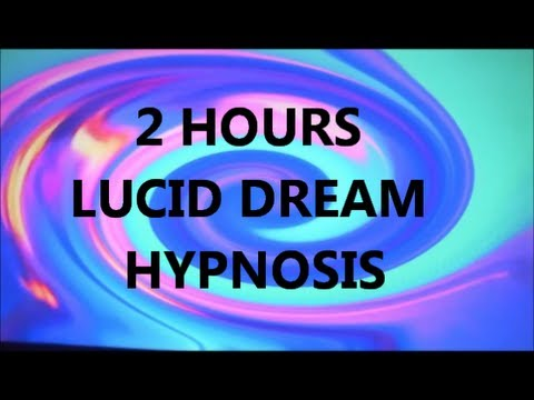 2 Hours Sleep Hypnosis for Lucid Dreaming