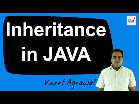 Inheritance in JAVA by Vineet Agrawal   Hindi Urdu