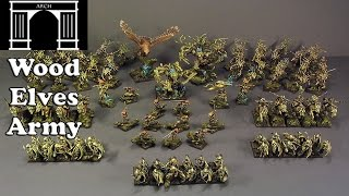 Possible Total War:Warhammer Factions The Wood Elves Army - getplaypk