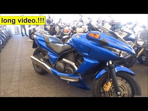 Motorcycle shopping therapy in Japan (part 1)