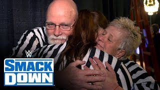 Jessika Carr gets a surprise on historic night: SmackDown Exclusive, Dec. 6, 2019