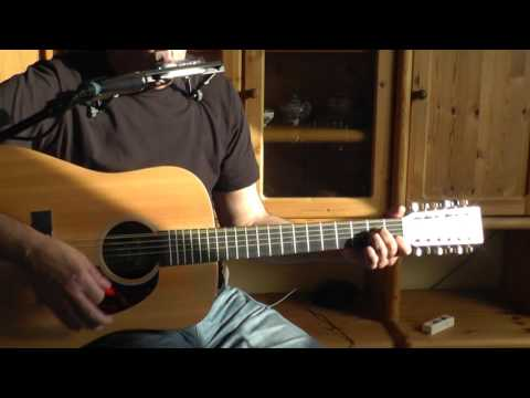 Knockin' on heaven's door - Bob Dylan (cover: harmonica/12-string guitar)