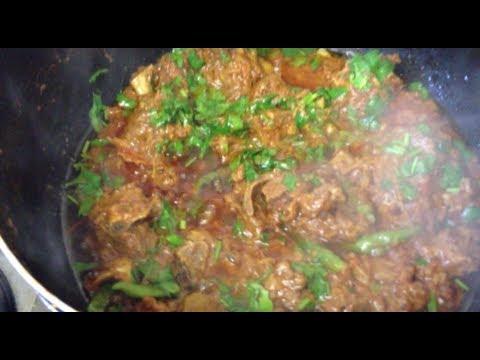 How to make Lamb Karahi