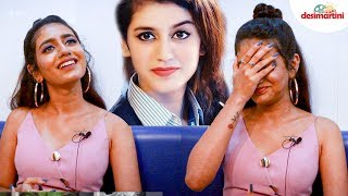 Vicky Kaushal & Deepika Padukone Are My Favourite Bollywood Actors – Priya Prakash Varrier
