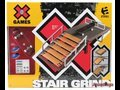 X-Games Fingerboards Skateparks and SnowBoards Toys HD