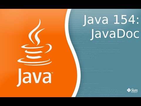 Урок Java 154: Javadoc