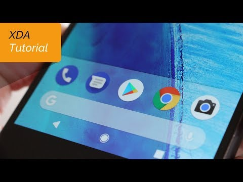 Get The Android P Launcher on Any Oreo Device