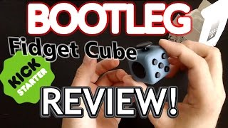Download The BOOTLEG Fidget Cube REVIEW!! (and teardown) Video