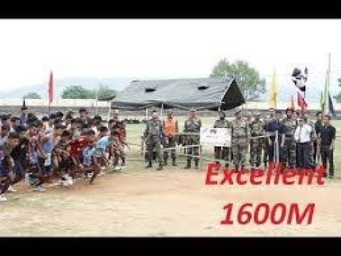 Indian Army Rally bharti timeing for 1.6 KM Running