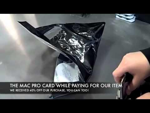 mac pro card