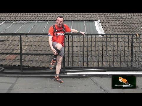 Talking about Running after a Broken Leg ( Stress Fracture Recovery )