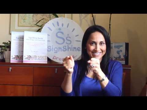 Why you SHOULD NOT teach your child the sign MORE?  Baby Sign Language FREE tutorial