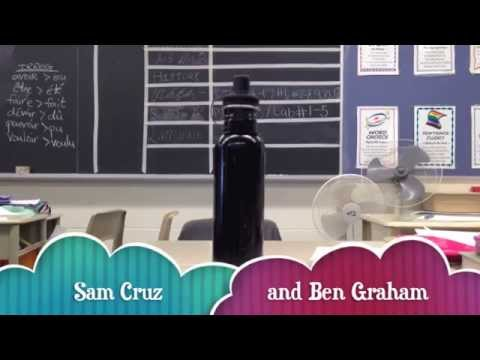 Tap Water vs Bottled Water - A documentary by St. Anselm Catholic School students