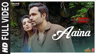 Full Video: Aaina - The Body   Rishi K, Emraan H, Vedhika, Sobhita   Arko, Tulsi K, Aditya D