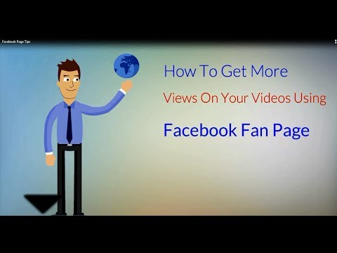 Facebook Page Tips To Help With Getting More Video Views