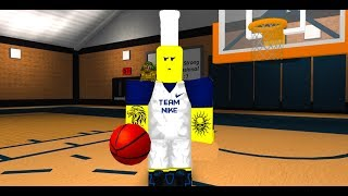 BECOMING THE GREATEST BASKETBALL PLAYER! (Roblox)