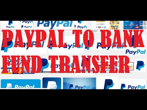 How to Transfer Money from Paypal to Bank Account| Paypal to Bank Account Transfer.