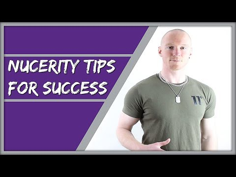 Nucerity International Presentation - How To Sell Nucerity Products & Grow Your Nucerity Business