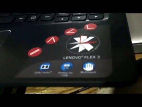 Lenovo Flex 3 Recovery/Restore Tutorial