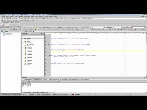 ORACLE SQL NUMERIC FUNCTIONS