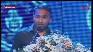 Mahela Jayawardena Waxing Eloquent about his mates