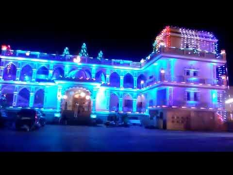 New Swaminarayan Temple in Bhuj, kutch Gujrat INDIA