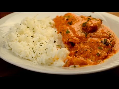 How to Make Butter Chicken   Authentic Butter Chicken Recipe