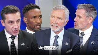 What is the main problem at Man Utd? | Nev, Carra, Souness & Defoe on Utd's coaching