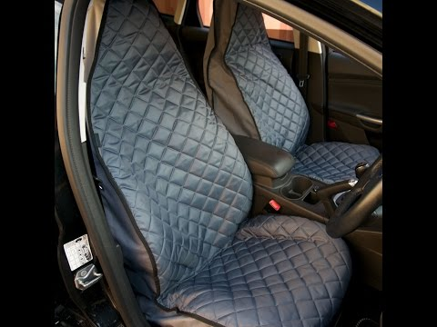 Seat Covers UK -  How we make seat covers