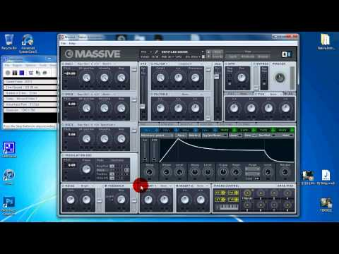 Making Complextro: Complextro Synths - Solid Dirty Bass  [part1]