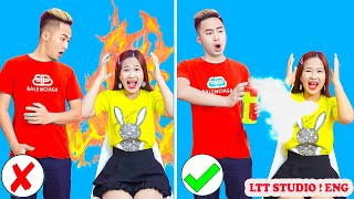 COOL PRANKS AND GAMES FOR YOUR FRIENDS | Funny Pranks! Prank Wars! Best Pranks & Funny Moments #36
