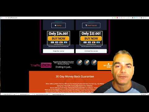 Free Targeted Traffic in Any Niche Back to Your Websites and Blogs   Trafficzion