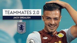 Who is the most vain player at Aston Villa?   Jack Grealish   Teammates 2.0