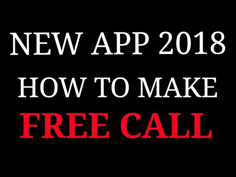 Unlimited free call 2018