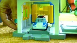 Kinderfilm - Robocar Poli und seine Freunde - Die Autowaschanlage