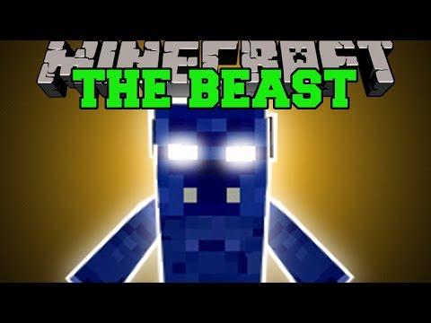 Minecraft: THE BEAST (THE ULTIMATE KILLING MACHINE!) Mod Showcase