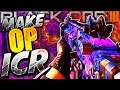 How To Make Overpowered Icr In Black Ops 3 Best Icr 1 Class