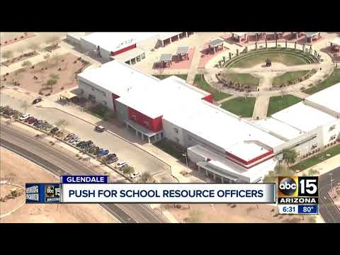 Glendale adding resource officers to schools to increase safety