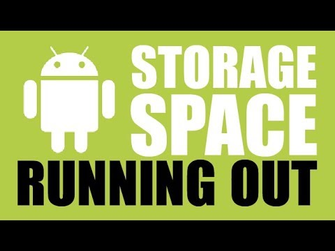 Storage Space Running Out Android: SOLVED!