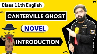 the canterville ghost novel class 11 in hindi