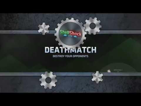 Shellshock Live Gameplay