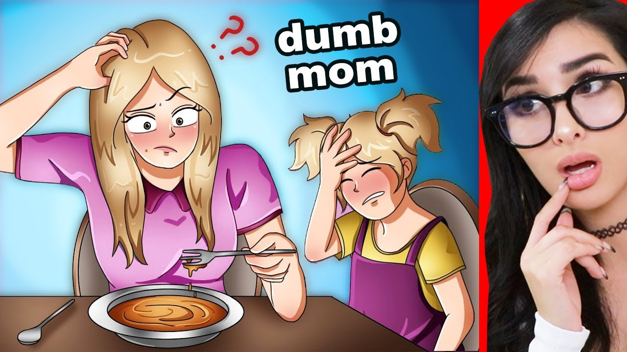 I'm A Genius With A Dumb Mom (True Story Animation)