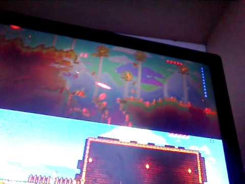 Terraria Video by Kieran & Jayden (Exploding Creeper)