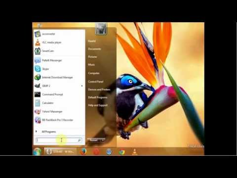 How To Calibrate Your Screen With Colours - Windows 7