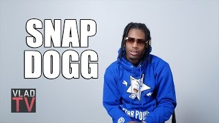 Snap Dogg on Losing Twin Brother in the Streets, Facing 25 Year Sentence at 17