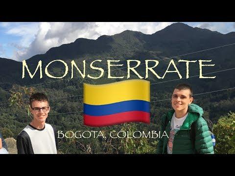 BOGOTA, Colombia: Monserrate | Beautiful Views & Colombian Cuisine