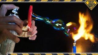 Flammable BUBBLE Blower