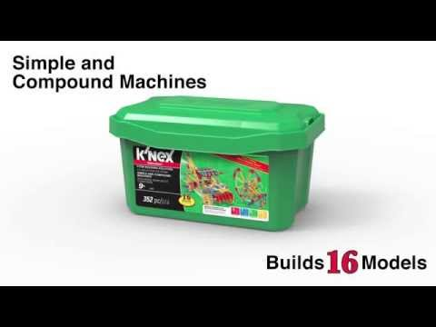 K'NEX EDUCATION: Simple and Compound Machines