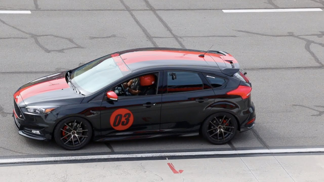 FIRST TRACK DAY - FOCUS ST