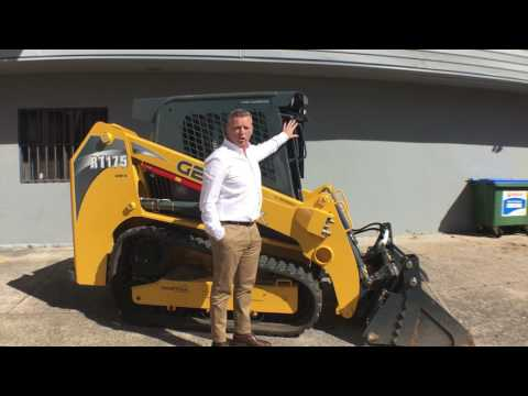 GEHL & MUSTANG Track Loaders - protection against falling objects